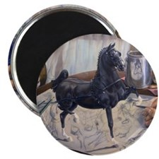Hackney Pony Magnet