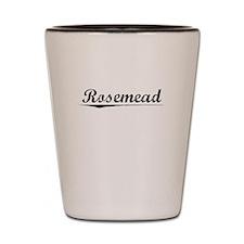 Rosemead, Vintage Shot Glass
