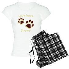Live Love Groom Pajamas