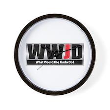 WW the Jindo D Wall Clock