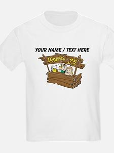 Custom Lemonade Stand T-Shirt