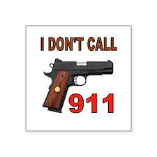 911 Sticker