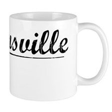 Robbinsville, Vintage Mug