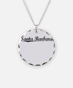 Santa Barbara, Vintage Necklace
