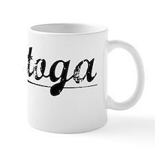 Saratoga, Vintage Mug