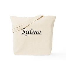 Salmo, Vintage Tote Bag