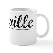 Roseville, Vintage Mug