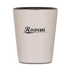 Rowan, Vintage Shot Glass