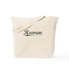 Rowan, Vintage Tote Bag