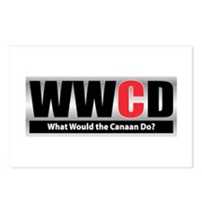 WW the Canaan D Postcards (Package of 8)