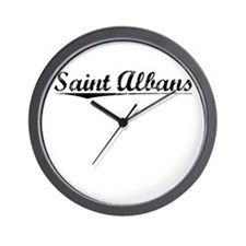Saint Albans, Vintage Wall Clock