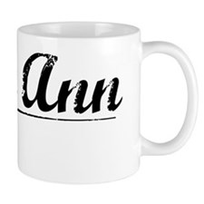 Saint Ann, Vintage Mug