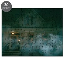 Something Spooky Is Going On Around Here. Puzzle