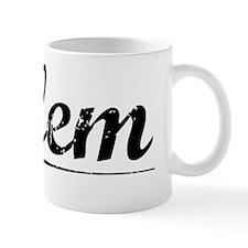 Salem, Vintage Mug