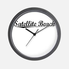Satellite Beach, Vintage Wall Clock