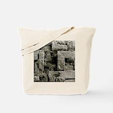 SEM of Maldon sea salt Tote Bag