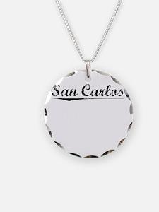 San Carlos, Vintage Necklace