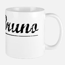 San Bruno, Vintage Mug
