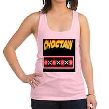 CHOCTAW Racerback Tank Top