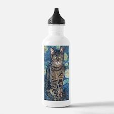 Journal Starry Night Water Bottle