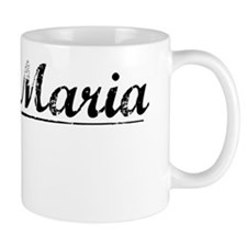 Santa Maria, Vintage Mug