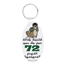 What would you do for 72 fr Keychains