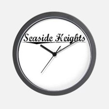 Seaside Heights, Vintage Wall Clock
