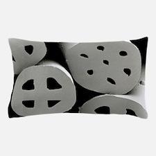 SEM of dacron polyester filling (Hollo Pillow Case