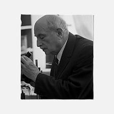 Semyon Volfkovich, Soviet chemist Throw Blanket