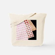 Sheets of LSD (acid) tabs Tote Bag