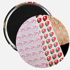 Sheets of LSD (acid) tabs Magnet