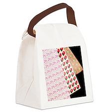 Sheets of LSD (acid) tabs Canvas Lunch Bag