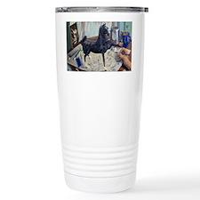 Graphite Resurrection II Travel Mug