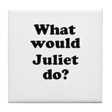 Juliet Tile Coaster