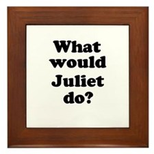 Juliet Framed Tile