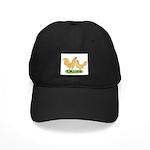 Buff OE Bantams Black Cap