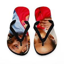 Siblings Flip Flops