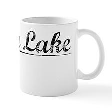 Shasta Lake, Vintage Mug