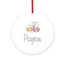 Easter Eggs - Payton Ornament (Round)