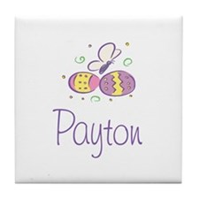 Easter Eggs - Payton Tile Coaster