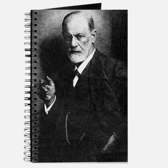Sigmund Freud, Austrian psychologist Journal
