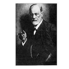 Sigmund Freud, Austrian p Postcards (Package of 8)