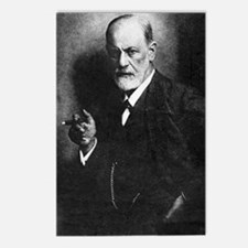 Sigmund Freud, Austrian p Postcards (Package of 8)