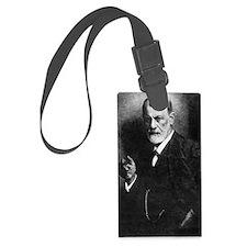 Sigmund Freud, Austrian psycholo Luggage Tag