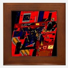 If 6 were 9 by Brett Fletcher Framed Tile