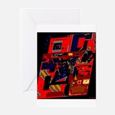 If 6 were 9 by Brett Fletcher Greeting Cards (Pack