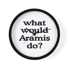 Aramis Wall Clock