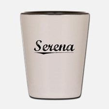 Serena, Vintage Shot Glass