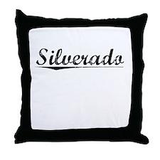 Silverado, Vintage Throw Pillow