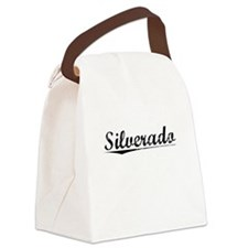 Silverado, Vintage Canvas Lunch Bag
